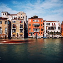 Venice – Palazzi on Canal Grande