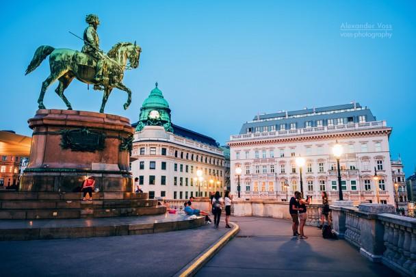 Vienna - Albertina