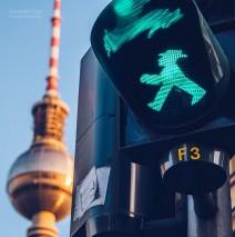 Berlin – Ampelmaennchen