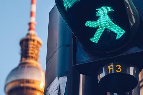 Berlin – Ampelmännchen