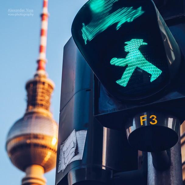 Berlin - Ampelmaennchen
