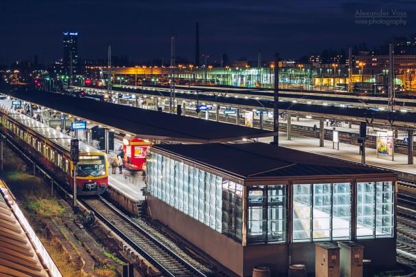 Berlin - Lichtenberg Station