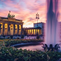 Berlin – Brandenburg Gate / Pariser Platz Square