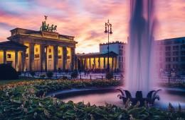 Berlin – Brandenburger Tor / Pariser Platz