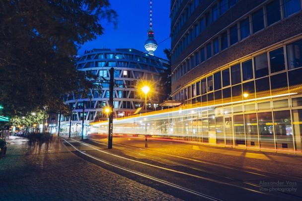 Berlin - Henriette-Herz-Platz