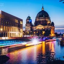 Berlin – Humboldt Forum / Berlin Cathedral