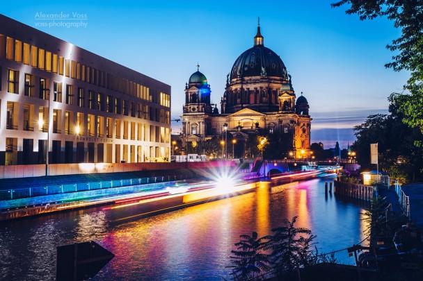 Berlin - Humboldt Forum / Berlin Cathedral