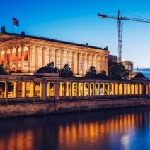 Berlin – Museum Island / Alte Nationalgalerie
