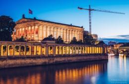Berlin – Museumsinsel / Alte Nationalgalerie