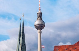 Berlin – Nikolaiviertel