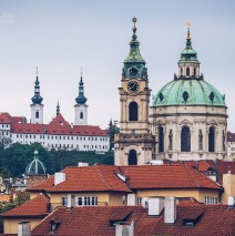Prague – Malá Strana Skyline