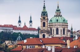 Prague – Malá Strana Skyline
