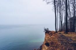 Rügen – Steilküste zwischen Binz und Sellin