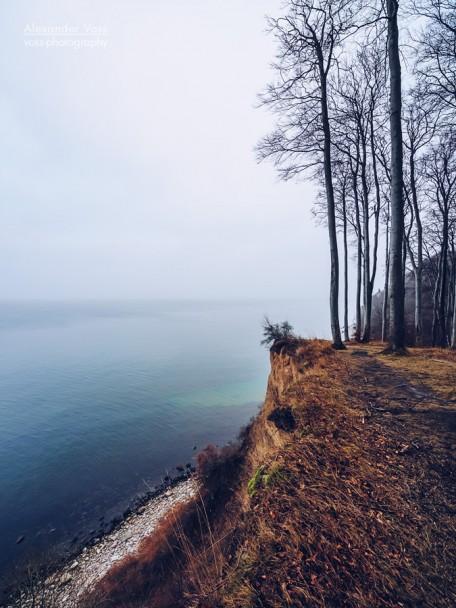 Rügen - Steilküste zwischen Binz und Sellin