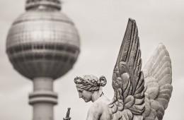 Schwarzweiss-Fotografie: Berlin