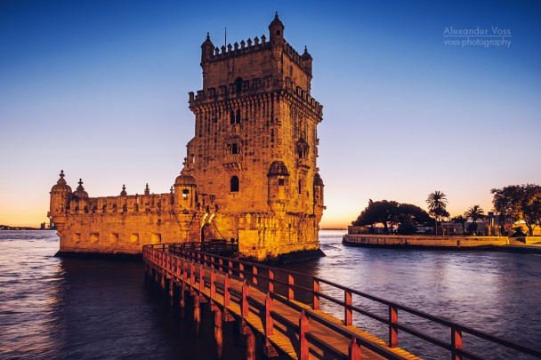 Belém Tower (Lisbon, Portugal)