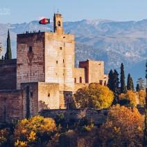Alhambra (Granada, Spain)