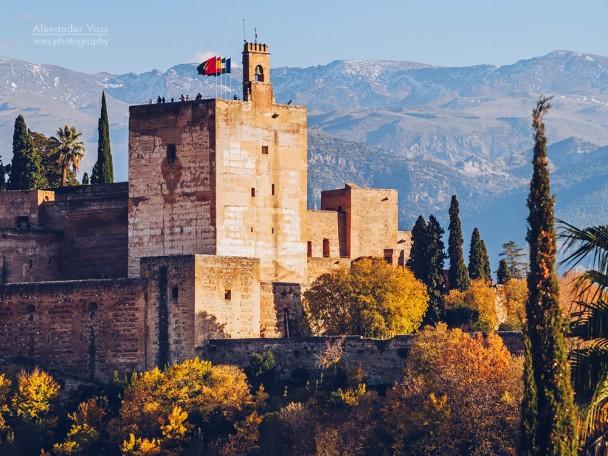 Alhambra (Granada, Spanien)
