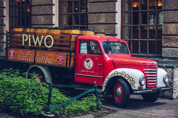 Kraków - Piwo