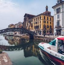 Milan – Naviglio Grande