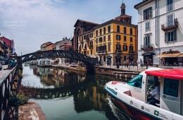 Mailand – Naviglio Grande