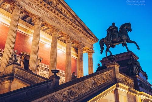 Berlin – Alte Nationalgalerie