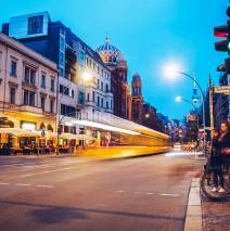 Berlin – Oranienburger Strasse