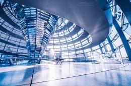 Berlin – Reichstag Dome