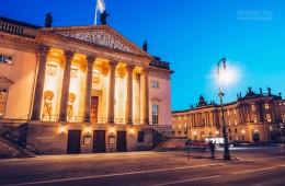 Berlin – Staatsoper Unter den Linden