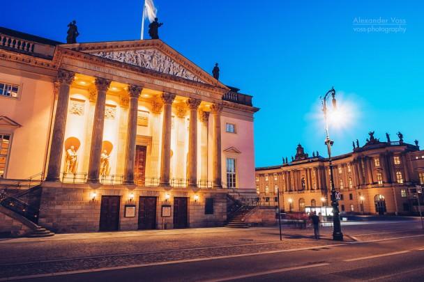 Berlin - Staatsoper Unter den Linden