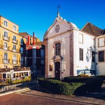 Lissabon – Igreja de Santa Luzia