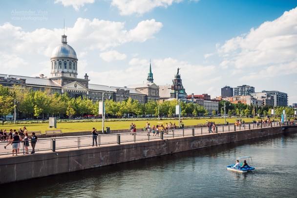 Montréal - Vieux-Port