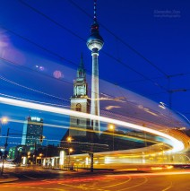 Berlin – TV Tower / St. Mary's Church