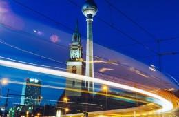 Berlin – TV Tower / St. Mary's Church