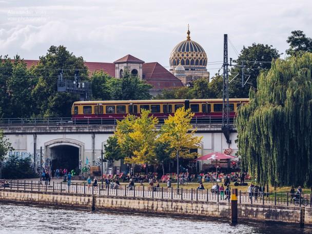 Berlin - James-Simon-Park