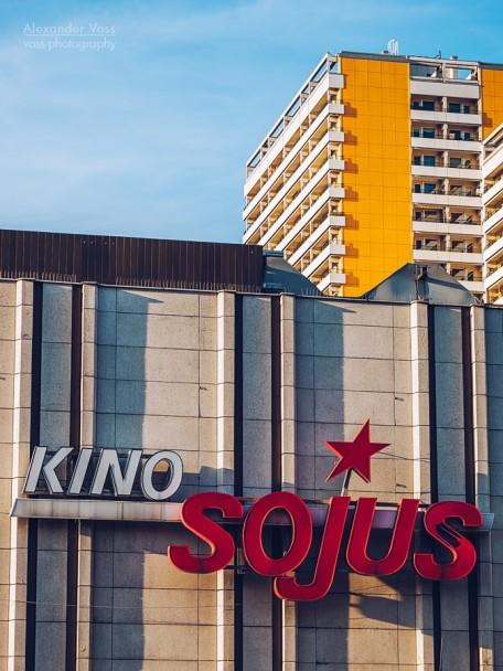 Berlin - Kino Sojus