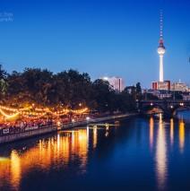 Berlin – Monbijoupark / Strandbar Mitte