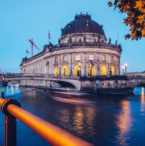 Berlin – Museumsinsel / Bode-Museum