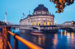 Berlin – Museum Island / Bode Museum