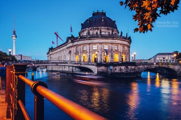 Berlin - Museumsinsel / Bode-Museum