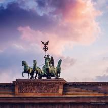 Berlin – Quadriga / Brandenburger Tor