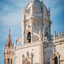 Lissabon – Mosteiro dos Jerónimos