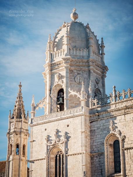 Lissabon - Mosteiro dos Jerónimos