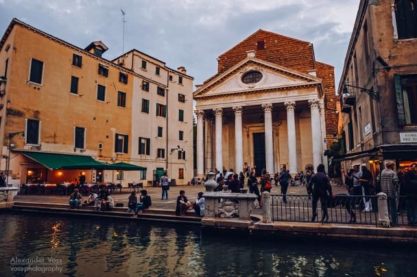 Venedig - Campo dei Tolentini