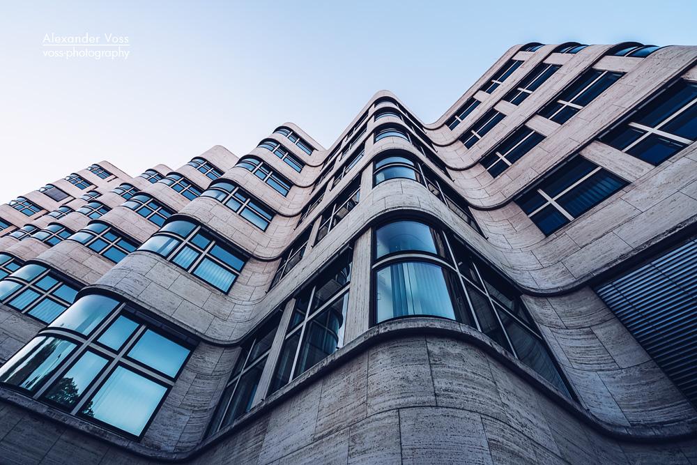 Architectural Photography Berlin Shell Haus Alexander Voss