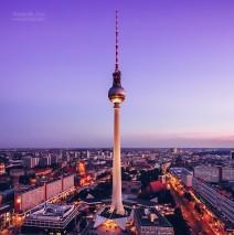 Berlin – Skyline / TV Tower