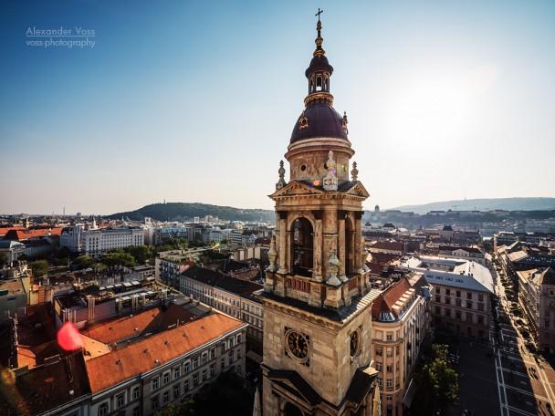 Budapest - St.-Stephans-Basilika