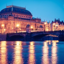Prag – Nationaltheater