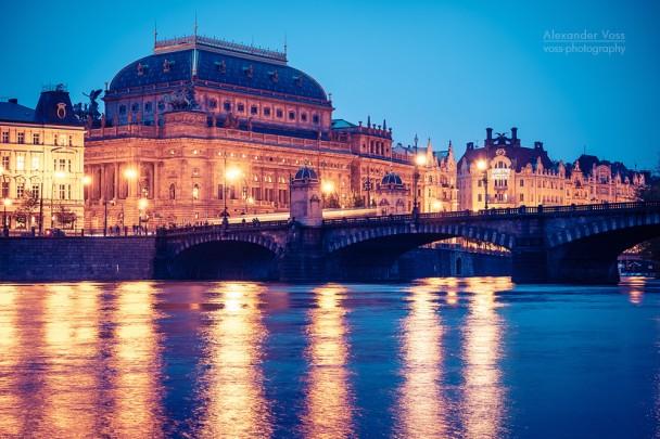 Prag - Nationaltheater