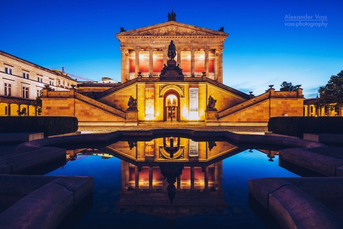 Berlin – Alte Nationalgalerie
